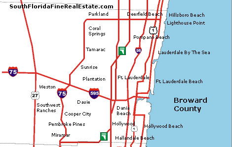 How far is Fort Lauderdale from Weston? - Fort Lauderdale ...