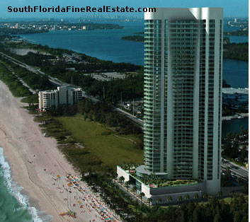Information on Trump Towers in Sunny Isles Beach, Miami